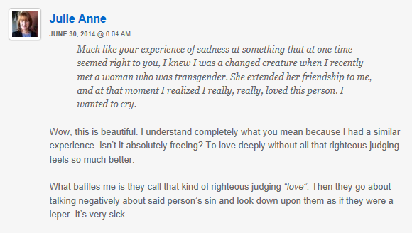 JAS BLOG COMMENTS 6-29-14 PRO LGBT